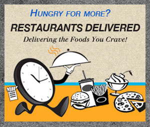 Restaurants Delivered- bringing you the food you crave in Kelowna